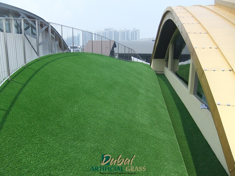 Green Roof Artificial Grass