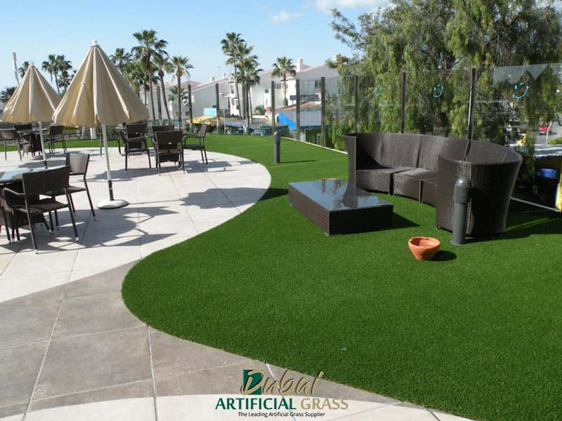 Terrace Artificial Grass