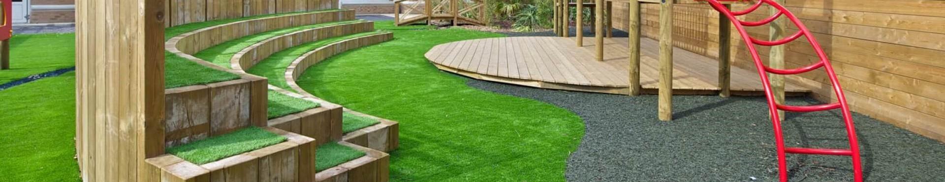 School Artificial Grass