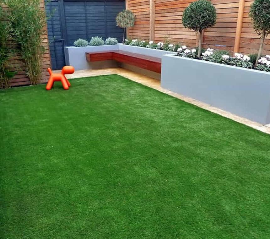 artificial grass for home garden