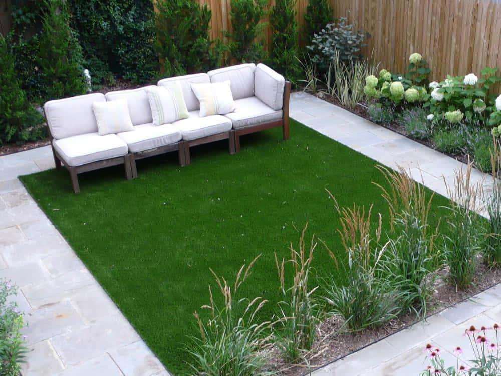 best artificial grass Dubai for lawn