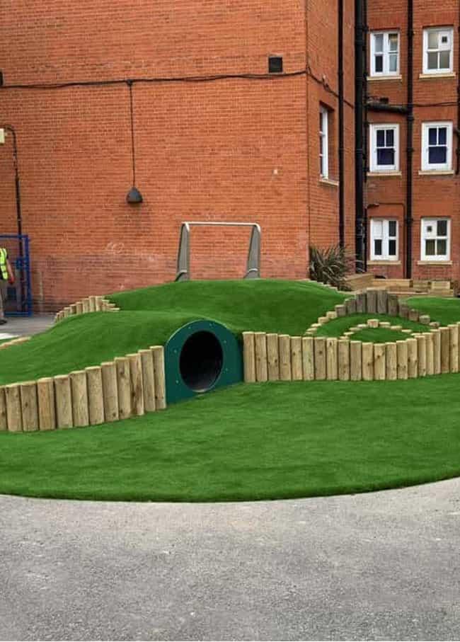 best quality school artificial grass