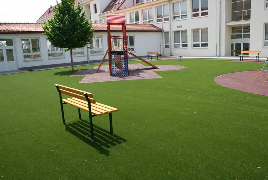 school artificial grass in Dubai